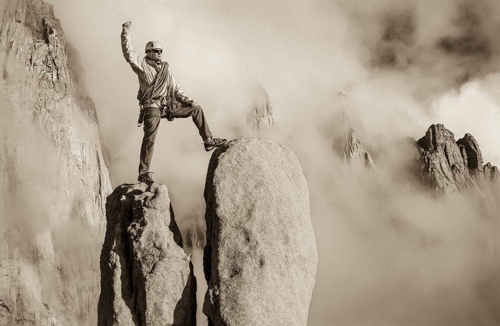 Har du mot til å bli en knallgod leder?